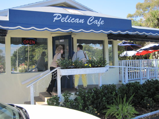The Pelican Cafe Lake Park