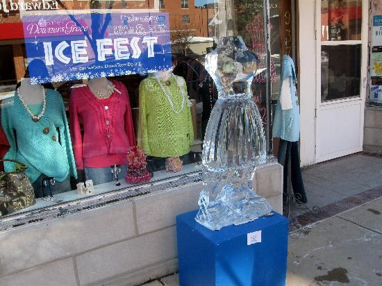 Downers Grove, IL: Ice Fest 2010