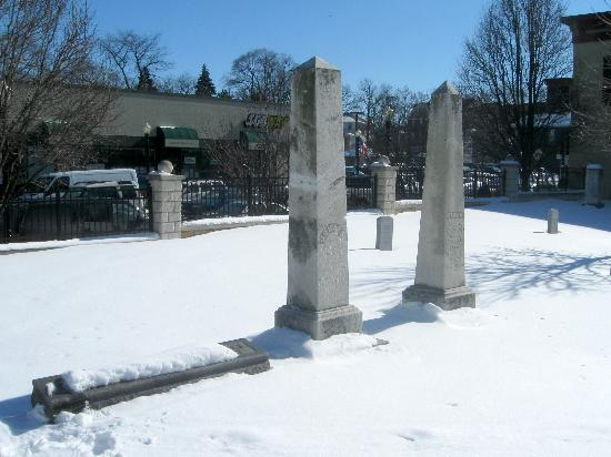 Downers Grove, IL: Main Street Cemetery
