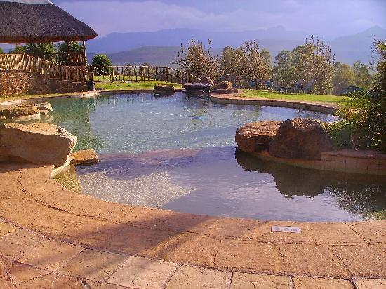 uKhahlamba-Drakensberg Park, Sdafrika: Swimming Pool