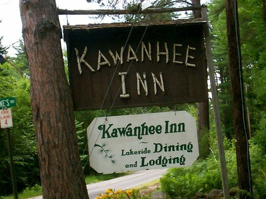 Kawanhee Inn Lakeside Lodge