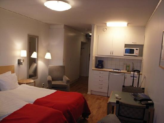 StayAt Stockholm Kista: room