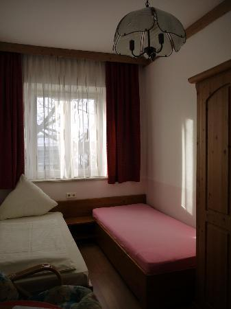 Pension Westfalia: Room