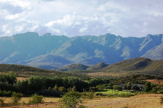 Swartberg Private Game Lodge