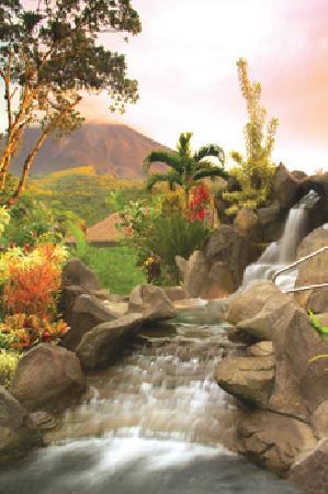Arenal Kioro: Kioro thermal waters