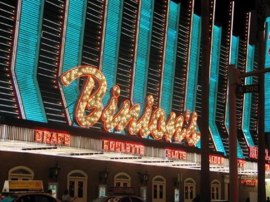 Binion&#39;s Horseshoe Hotel &amp; Casino Las Vegas Photo