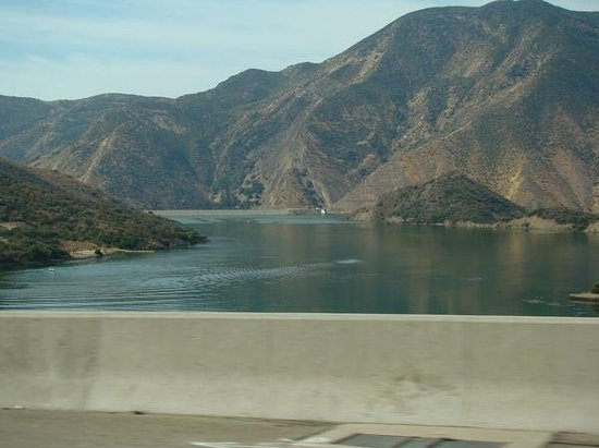 Hollywood Ouest, Californie : PRYAMID LAKE