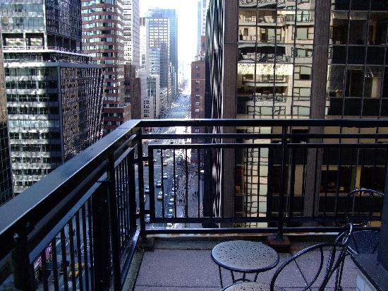 301 moved permanently for New york balcony view