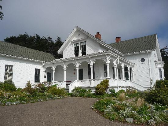 Joshua Grindle Inn of Mendocino: main building