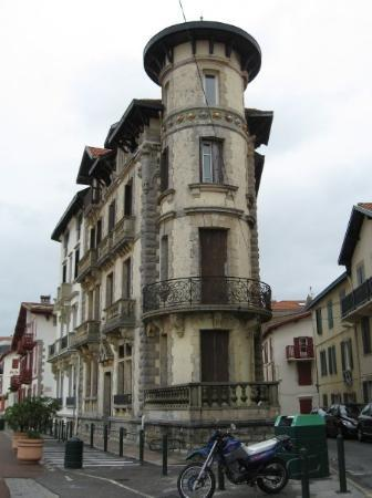 Saint-Jean-de-Luz, France : My favorite house in St. Jean de Luz, Fr. 