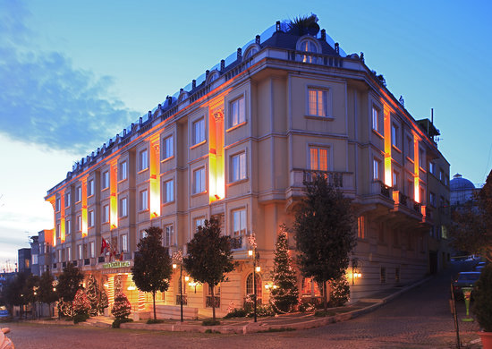 Eresin Crown Hotel Sultanahmet