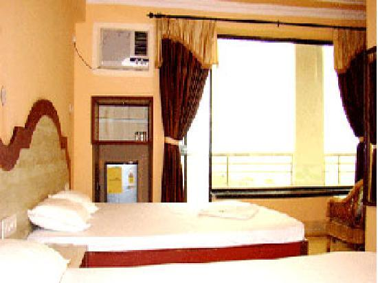 Hotel Sonar Bangla: my room
