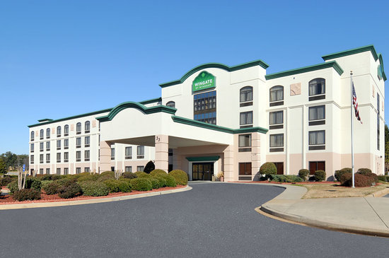 ‪Wingate by Wyndham Greenville Airport‬