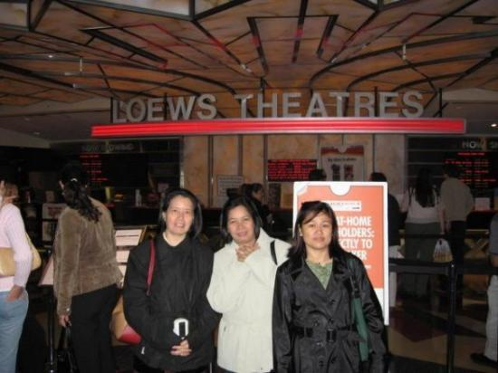 Loews Theatres In Daly City Ca Picture Of Daly City