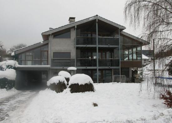 The house I stayed in during the first week... In Middelfart, Fyn, Danmark *gotta love that name