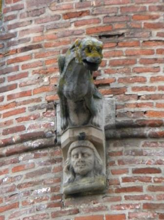 Albi, France: Can't get over the gargoyles