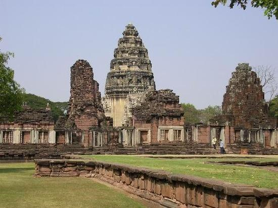 Nakhon Ratchasima, Tajlandia: Phimai Historical Park only 60 km from Korat