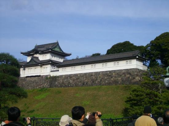 Imperial Palace Chiyoda Japan Address Phone Number