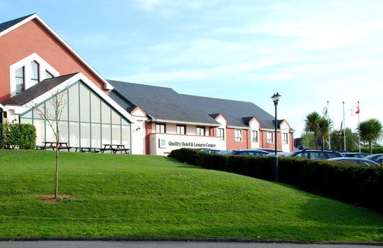 Quality Hotel And Leisure Centre