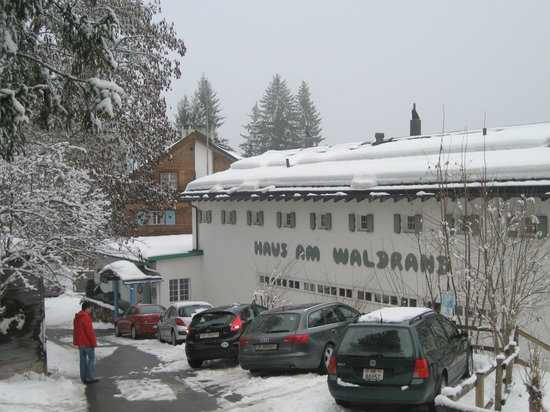 ‪Hotel Am Waldrand‬