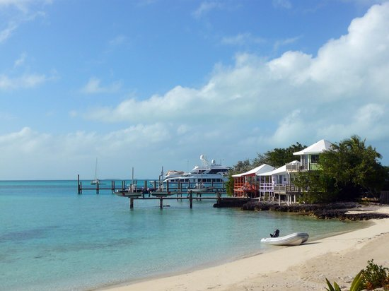 Staniel Cay Yacht Club