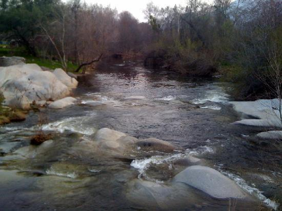 North Fork of the river, Three Rivers, CA