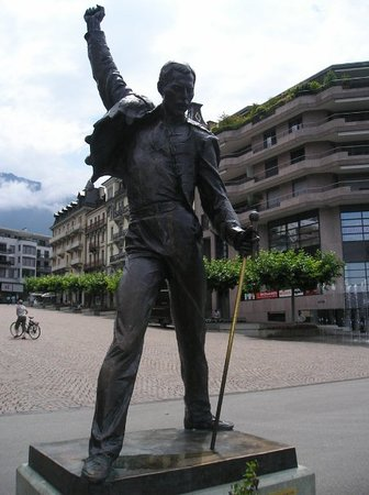 Freddie Mercury Memorial