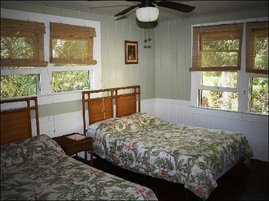 Hilo Tropical Gardens: Guest Room