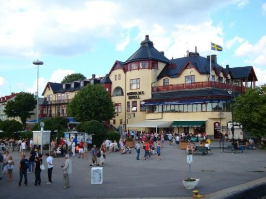 Vaxholm attractions