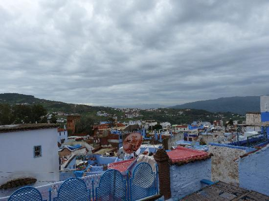 Hotel Dar Terrae: View from a terrace