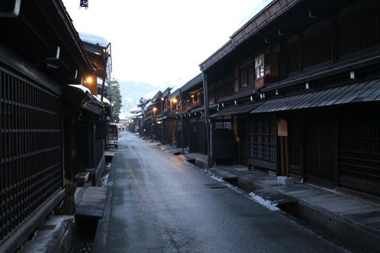 Takayama old town