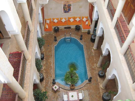 Angsana Riads Collection Morocco - Riad Lydines: Lydines Courtyard