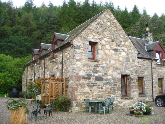 Dunkeld, UK: Upper Hatton