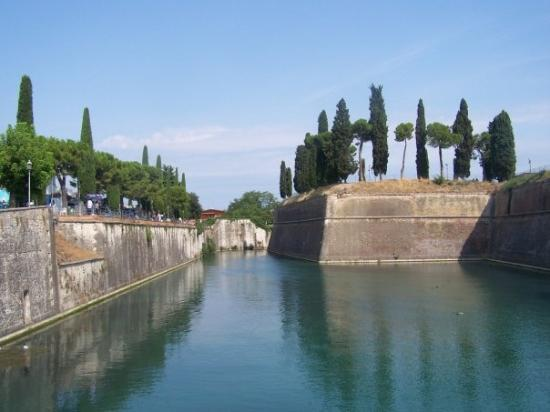 Peschiera del Garda!