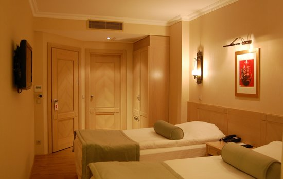 Hotel Seraglio : Twin Room