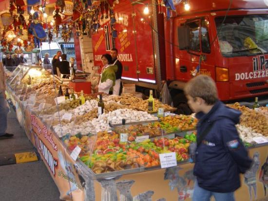 The Market Day On San Antonio Nuovo Picture Of Trieste
