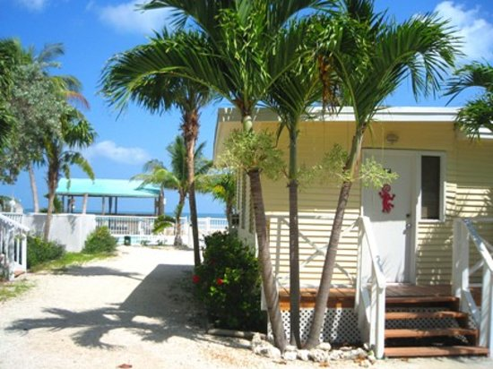 Bonefish Resort: Oceanfront Bungalow