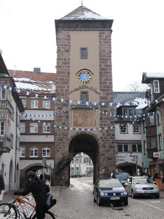 Villingen-Schwenningen, Deutschland: la porte de la ville,  1 minute de l&#39;htel
