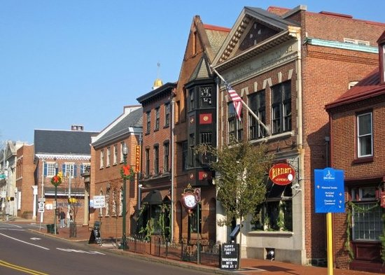 Restaurants On Main Street In Phoenixville Pa