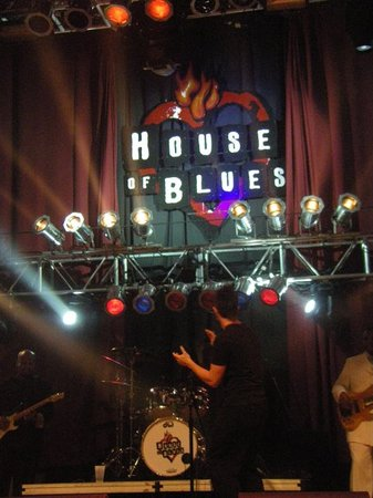 The House of Blues Dallas
