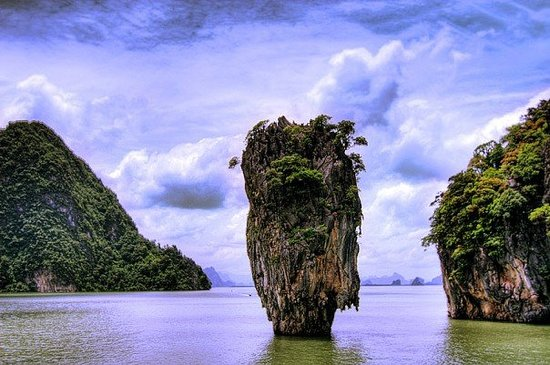 Ko Phi Phi Don, Thaïlande : James Bond Island, Thailand