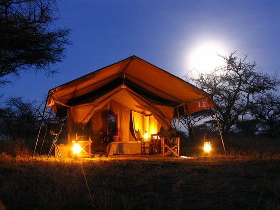 Mapito Tented Camp Serengeti