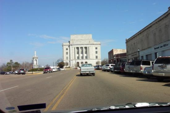 Texarkana (TX) United States  city pictures gallery : Texarkana Texas/Arkansas United States Court House and Post Office