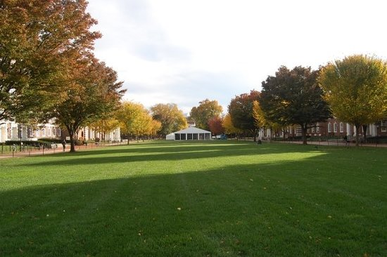 Newark, DE : Fall on Campus