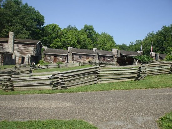 Richmond (KY) United States  City new picture : Fort Boonesborough State Park Reviews Richmond, KY Attractions ...