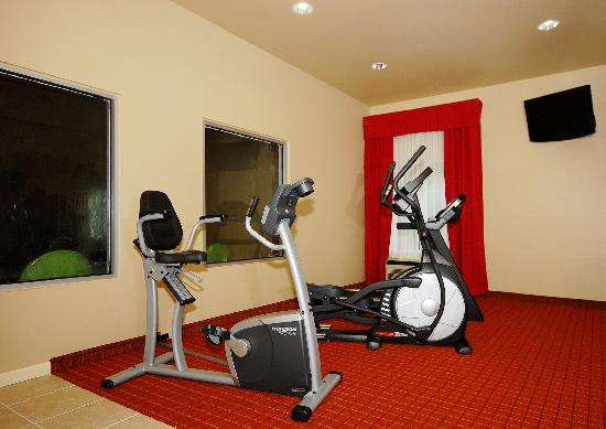 La Quinta Inn & Suites Huntsville Airport Madison: Work out in our Cardio equipped Fitness Room
