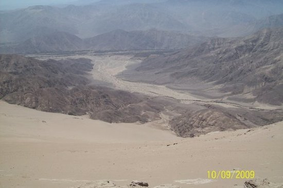 Nazca attractions