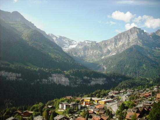 Champery hotels