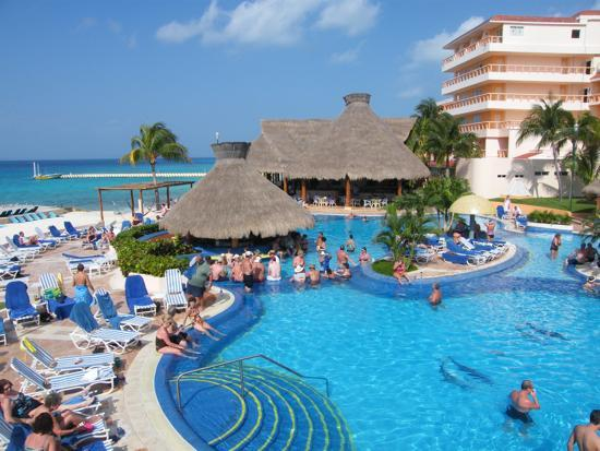 Our Room Picture Of El Cozumeleno Beach Resort Cozumel