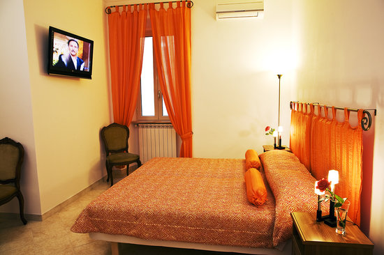 Roma Trasteverina B&B: Triple Room